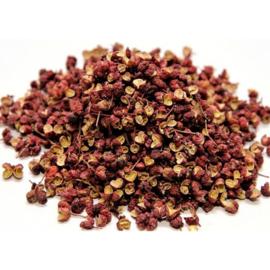 Hua Jiao - Pericarpium Zanthoxyli Pricklyash Peel - 100gr
