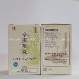 Xin Yi Hua Wan - 辛夷花丸
