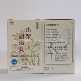 Xiao Chai Hu Tang Wan - 小柴胡汤丸