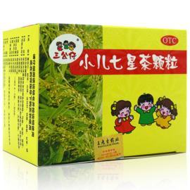 xiao'er qixingcha keli -Pediatric Seven Star Tea Granules