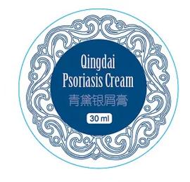 Qingdai Psoriasis cream 30 ml