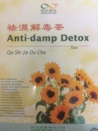 Qu shi jie du cha - Anti-damp detox tea