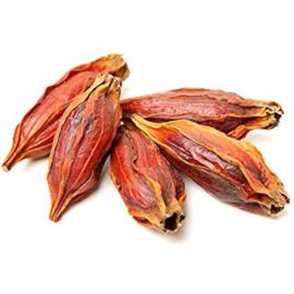 Zhi Zi (sheng) - Fructus Gardeniae  - Cape Jasmine Fruit  - 100gr