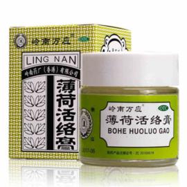 Ling nan - Bohe Huoluo gao 18g