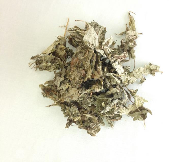 Ai ye - Folium Artemisiae argyi - Argy wormwood leaf -100gr