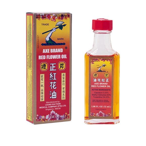 Red Flower Oil AXE BRAND