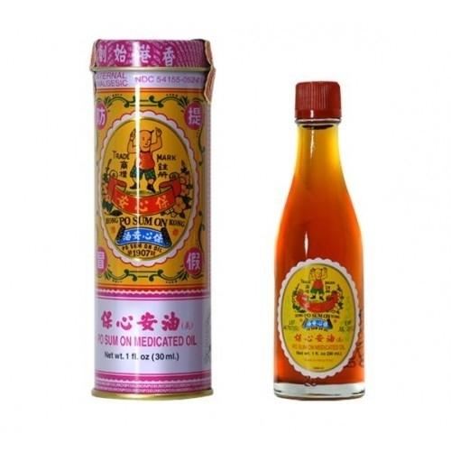 Po sum on oil - Po sum on yuo  -18,6 ml