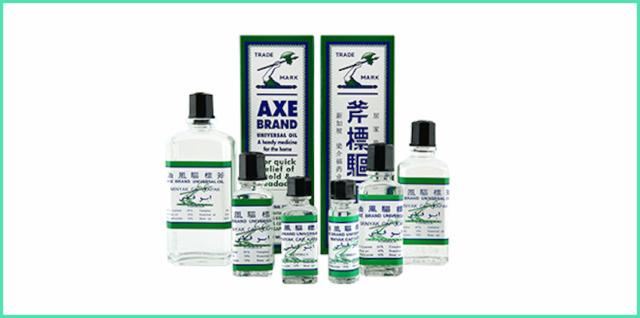 Axe Brand Universal Oil - Leung Kai Fook 3ml