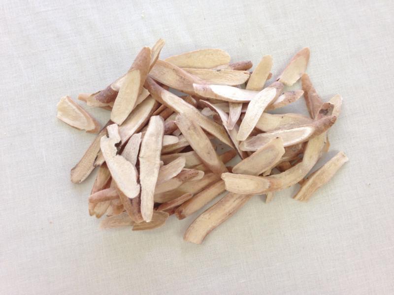 Bai shao - Radix paeoniae - White peony root 100gr