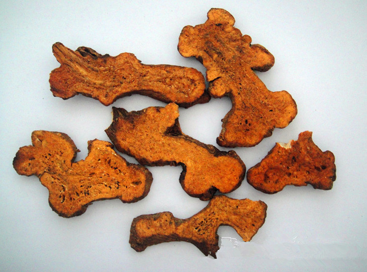 Bai zhu (chao) - Rhizoma atractylodis macrocephalae - largeleaf atractylodes rhizome prepared 100 gr
