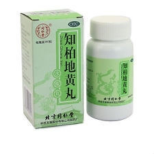 Zhi bai di huang wan (Extra high concentrated) - 360 pills