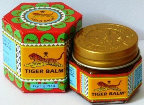 Tigerbalm Red
