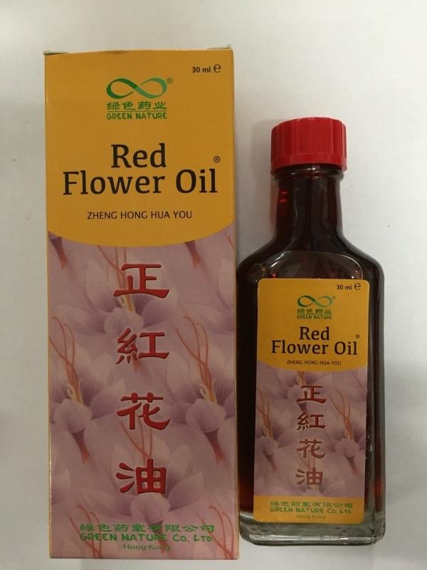 Zheng hong hua you - Red flower oil