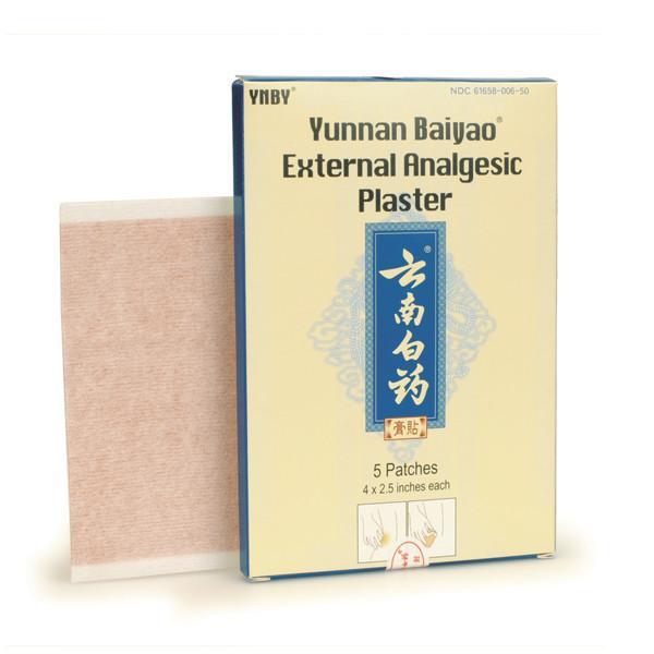 Yunnan Baiyao Plaster 5 pc
