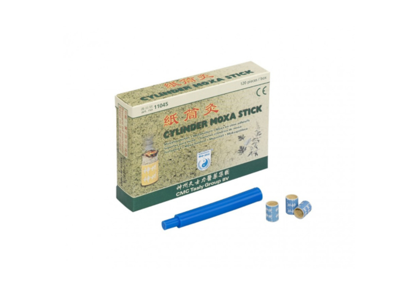 Cylinder Moxa Stick (120 pieces)
