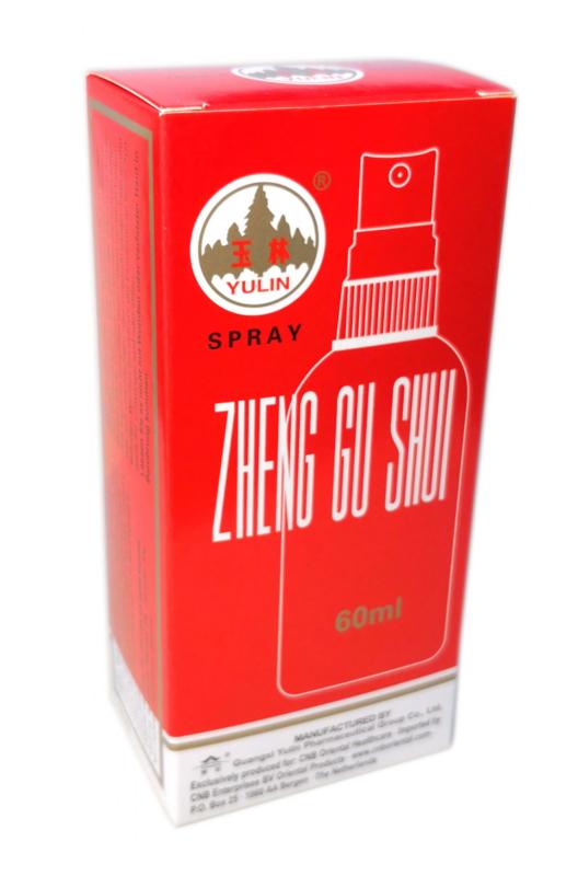 Zheng gu shui - Rightbone lotion 60ml