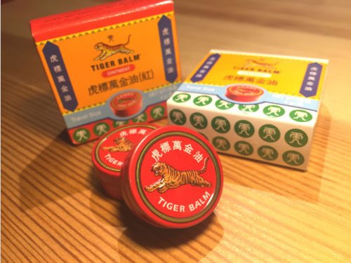 tigerbalm mini - white