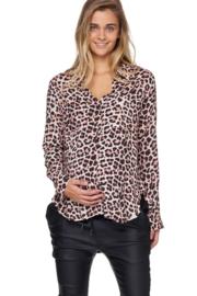 Bae I Maternitytop Soulmate - Leopard