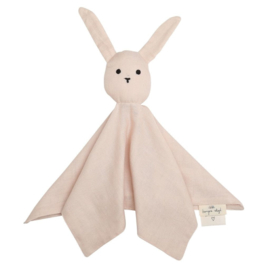 Konges Sløjd | Knuffeldoek Sleepy Rabbit Light Rose