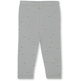 Konges Sløjd | Newborn Pants Mille Marine French Blue
