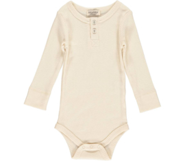 MarMar onesie long sleeve - Off White