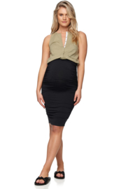 Bae I Maternityskirt Little Wonders - Black