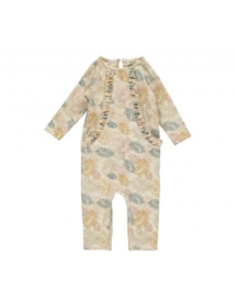 MarMar Onesie Rillo Feather Print
