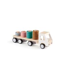 Kidsconcept Vrachtwagen met ringen Aiden