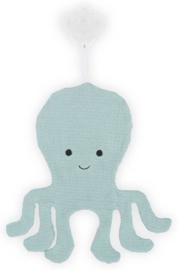 Jollein Speendoekje octopus Tiny waffle soft green