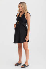 Legoe | Maternityskirt Riviera Mini - Black