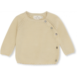 Konges Sløjd | Matheo Cardigan Lemon