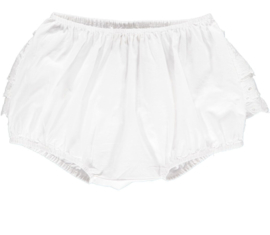 MarMar Poppy Bloomer White