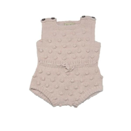 Shirley Bredal Bubble onesie powder pink