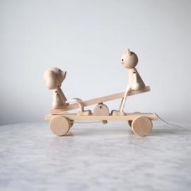 """Sarah & Bendrix Houtenspeelgoed """"See-Saw"""""""
