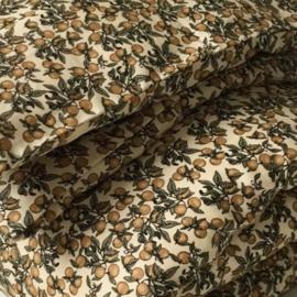 Konges Sløjd |  3 pack Muslin Cloths Orangery Beige