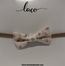 Laco Haarband Strikje Bloemen