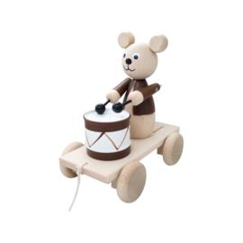 "Sarah & Bendrix Trekspeelgoed Hout ""Cuthbert"""