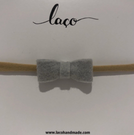 Laco Headband Grey or Peach