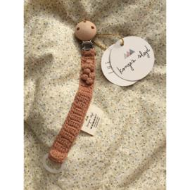 Konges Sløjd | Speenkoord Knit Cotton Sahara