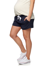 Bae I Maternityshort Crazy in Love - Navy