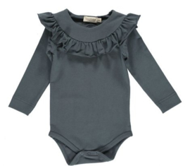 MarMar onesie Bibbi Shaded Blue