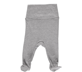 MarMar Pixa Newborn Pants Grey Melange