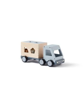 Kidsconcept Vrachtwagen met vormpjes Aiden