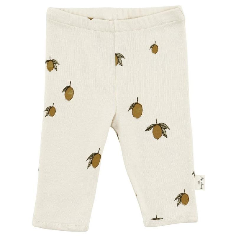Konges Sløjd | Newborn Pants Lemon