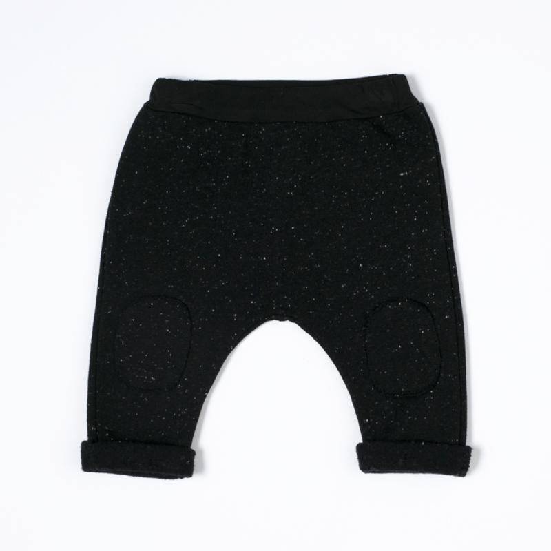 Nixnut Patch Pants Black size 80