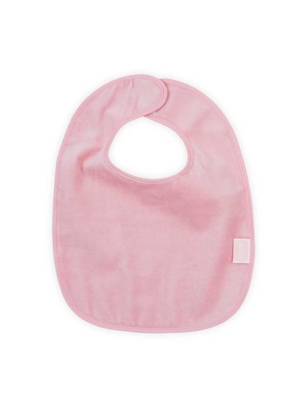 Jollein Slab waterproof velvet terry blush pink