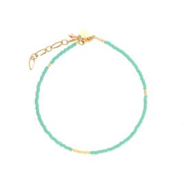 Enkelbandje // Star Turquoise