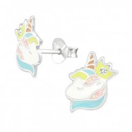 Unicorn oorstekertjes #1