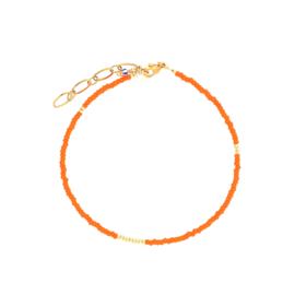 Enkelbandje // Star Orange
