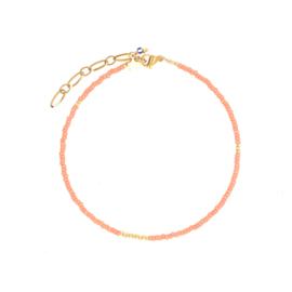 Enkelbandje // Star Coral Orange